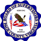 Page County Seal
